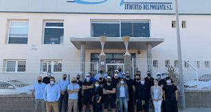Trabajadores de la empresa ejidense Etipon.