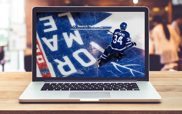 Auston Matthews HD Wallpapers NHL Theme