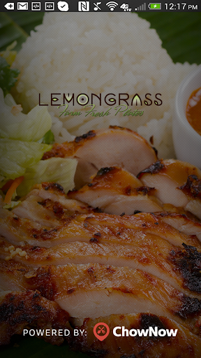 Lemon Grass Fresh Farm Plates