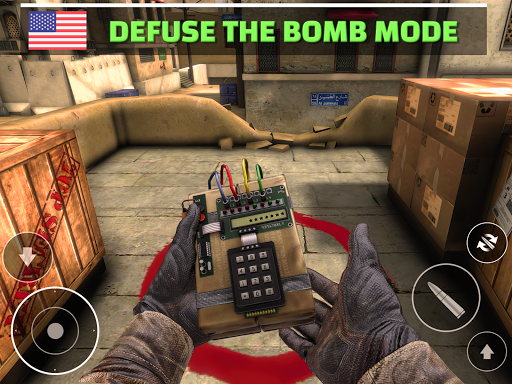 Counter Attack - Multiplayer FPS 1.2.39 screenshots 8