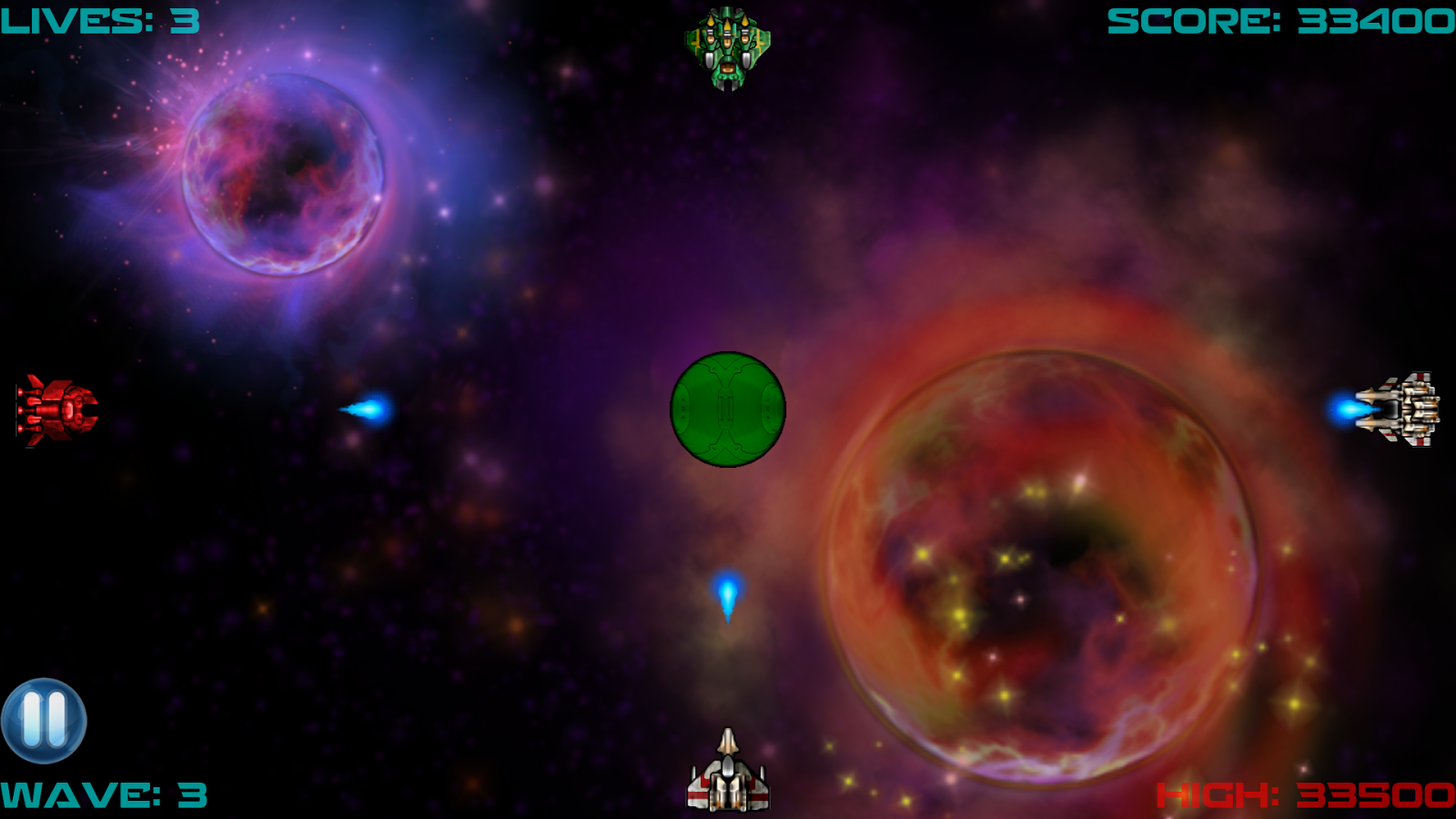 Space Haze- screenshot