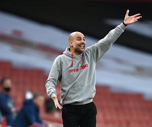 """Guardiola maakt zich geen zorgen na verrassende nederlaag van Manchester City: """"Soms is verliezen ook eens goed"""""""