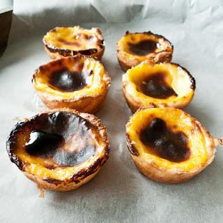 Portuguese Egg Tarts - Pastel de Nata (Part I)