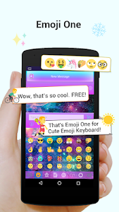 Emoji Keyboard - Funny Emoji screenshot 2