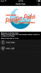 Pacific Poke screenshot 1