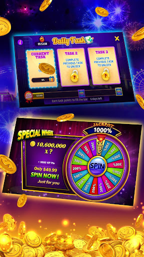 Classic Slots -  Free Casino Games & Slot Machines screenshots apkspray 7