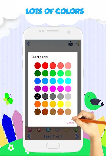 How to Draw Chibi Celebrities screenshot 5