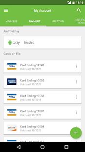PayByPhone - náhled