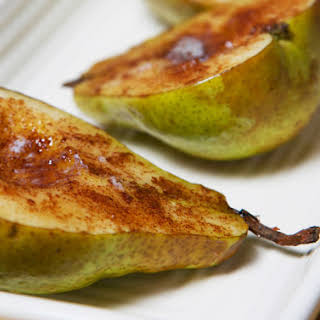 Easy Baked Pears.