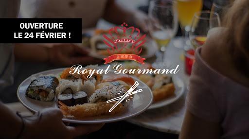 Ouverture Royal Gourmand Atrium