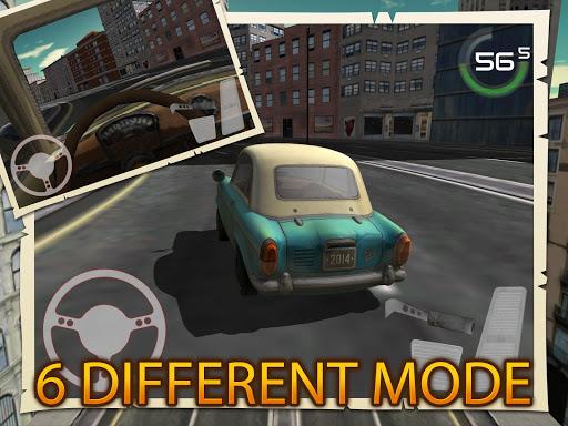 Sports Classic Car Simulator