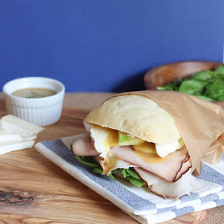 Turkey And Mustard Sandwich Recipes.