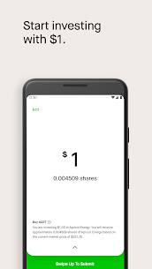 Robinhood – Investment & Trading, Commission-free 3