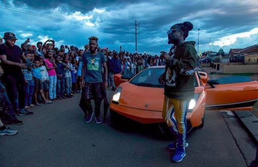 The anticipated music video for Kwesta and Wale's Spirit is finally available for fans to enjoy.