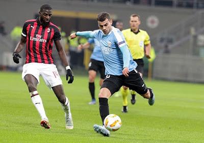 """Sinani veut se montrer en Belgique : """"Prêt à cracher du sang pour ce club !"""""""