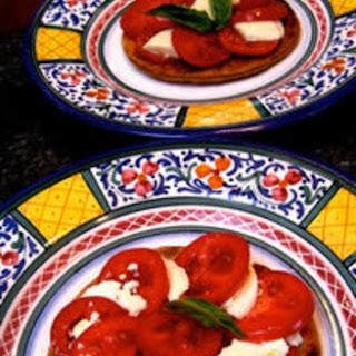 Harvest Tomato-Cheese Tartlets.