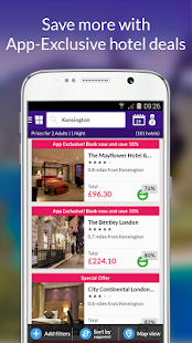 LateRooms: Find Hotel Deals- screenshot thumbnail