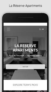La Réserve Apartments - náhled
