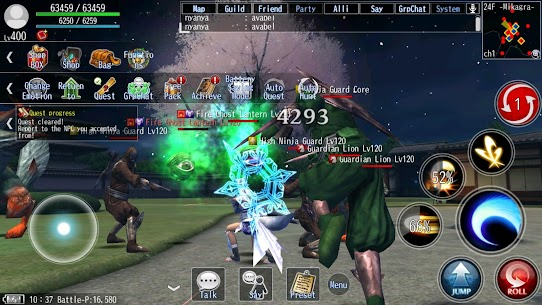 AVABEL ONLINE [Action MMORPG] Apk Download For Android and Iphone 7