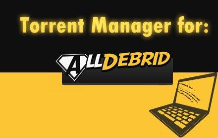 AllDebrid for desktop - Chromebeat