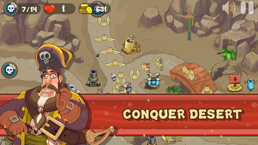 Defend The Tower: Castle Defence Element 1.2.2 screenshots 1
