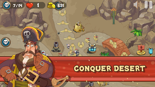 Tower Defense Realm King 3