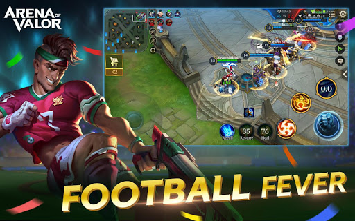 Arena of Valor: 5v5 Battle 1.23.1.4 screenshots 2