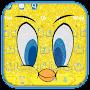 Cute Yellow Bird Keyboard Theme🐤