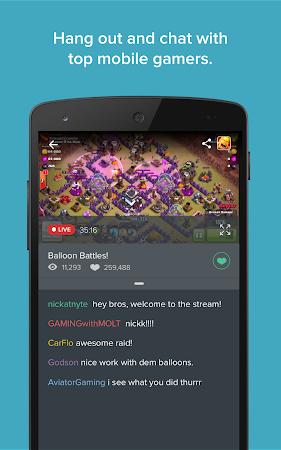 Kamcord- Live Mobile Game Vids 1.4 screenshot 145621