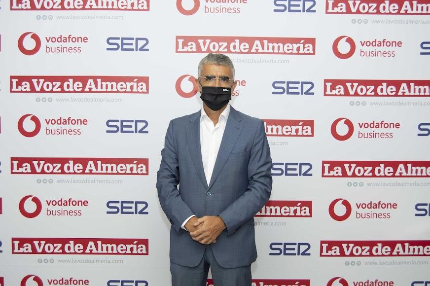 Roberto García, director de innovación agroalimentaria de Cajamar.