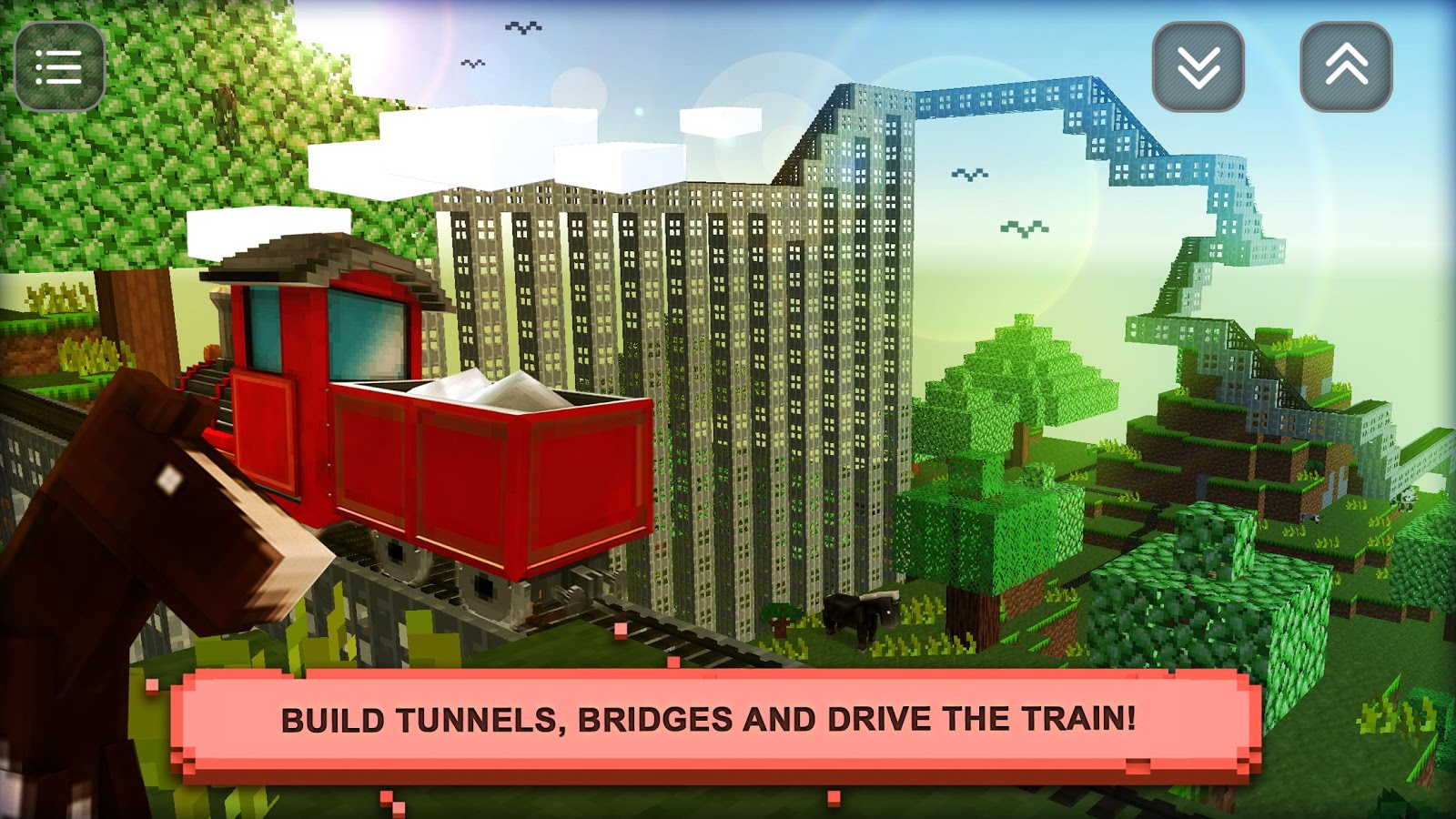 Train craft sim build drive android apps on google play for Crafting and building app store