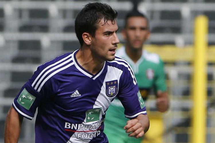 Officiel : Colin quitte Anderlecht