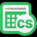 Cricket Schedule & Live Score icon