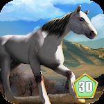 Animal Simulator: Wild Horse Icon