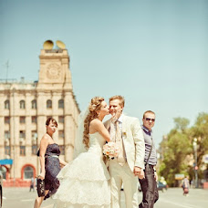 Wedding photographer Kseniya Egorova (FrauZolden). Photo of 01.05.2013