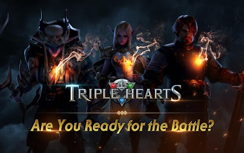 TripleHearts Screenshot