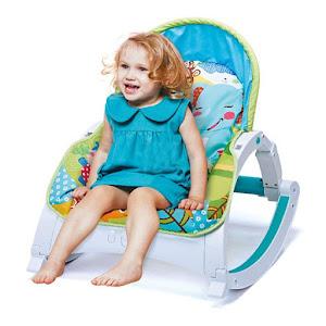 Balansoar si scaun 3 in 1 pentru copii 0-18 kg