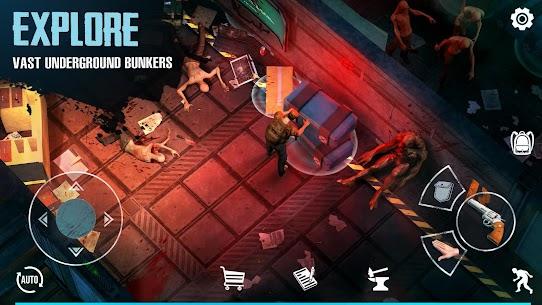 Last Survivor Diaries – Zombie Survival Apk Mod (God Mod+Hit Kill+Free Craft) 4