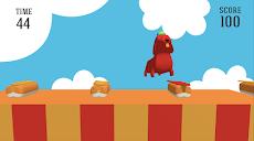 ぽいっとホットドッグ! -無料 の 可愛い 簡単 アクション ゲーム-のおすすめ画像2