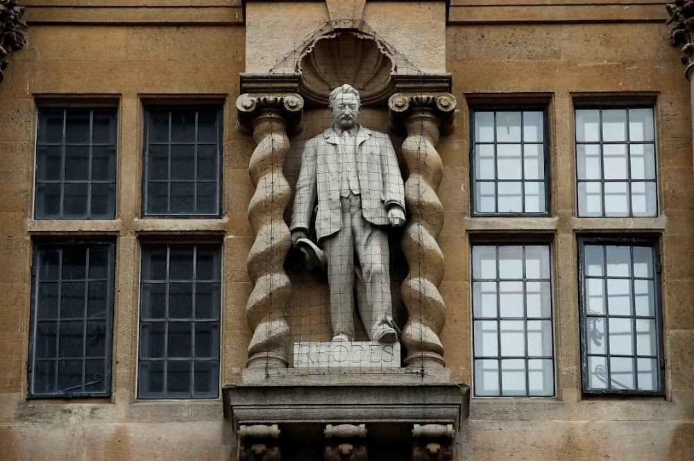 ADEKEYE ADEBAJO: Rhodes University stubbornly clings to arch-imperialist's name
