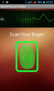 Blood Pressure Checker Prank screenshot 4
