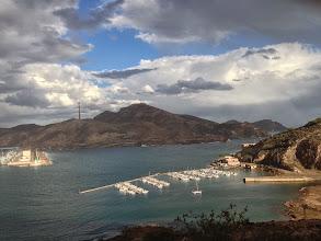 Photo: Nubes y Sol