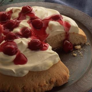 Cherry Cream Shortcake.