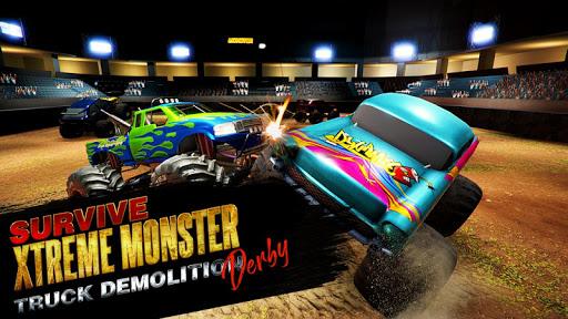 Monster Truck Derby Destruction Simulator 2020 modavailable screenshots 13