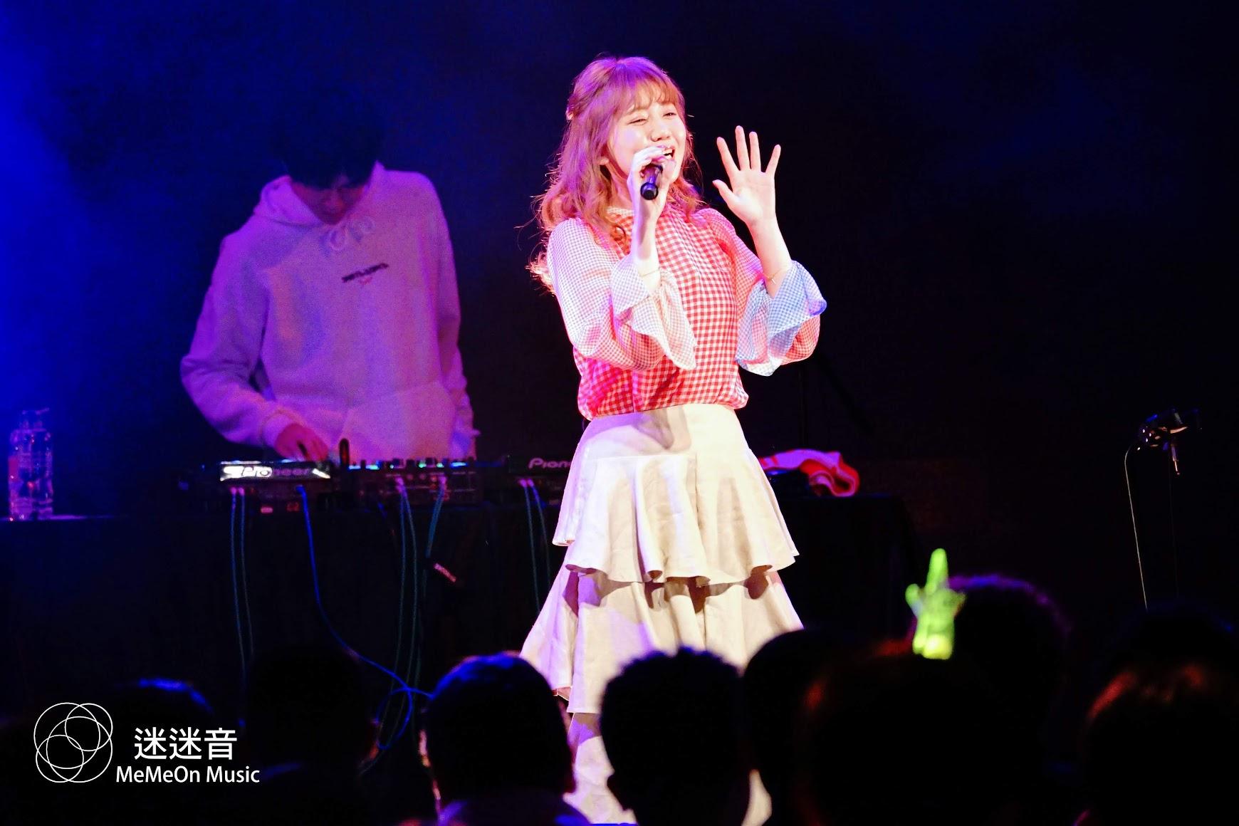 【迷迷現場】日本歌姬 MACO 首次台灣個唱 「最喜歡台灣!!」