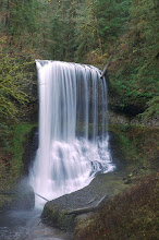 Photo: Silver Falls State Park - Middle North Falls