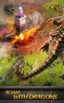Clash Of Queens:Dragons Rise APK screenshot thumbnail 4