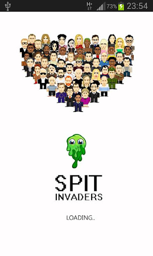 Spit Invaders Famous