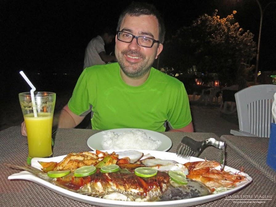 Viajar nas Maldivas - Onde e o que COMER nas Maldivas | Maldivas