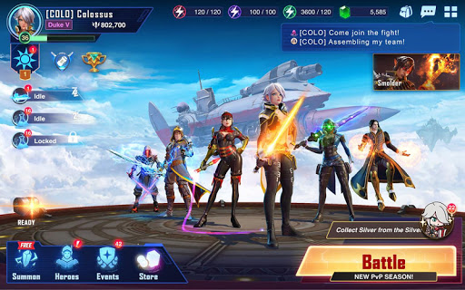 Crystalborne screenshot 8